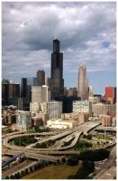 Chicago, Chicago... by carthaki
