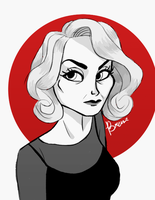 Fiona Goode by Hyperactive-Kitteh