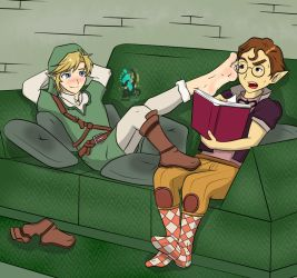link fun time by alan-underfoot