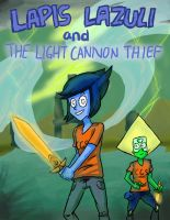 Lapis Lazuli and the Light Cannon Thief by SsjGokux20