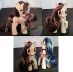 My Little Pony Custom FOR SALE: Octavia by Rayne-Is-Butts