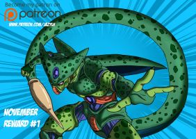 Imperfect Cell Poster Art by JazylH
