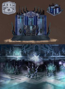 Torture Chamber - Concept Art by BacusStudios