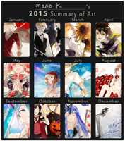 2015 art summary by mano-k