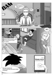 Dragon Ball M Chapter 1 Page 6 by Mullemuh