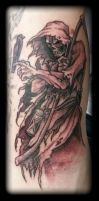 Reaper by state-of-art-tattoo