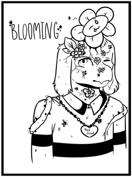 Blooming by WonderBlue2004