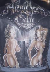 Airbrush titties '09 by irishdyke