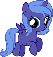 Little Woona by ThePonyIsATrue