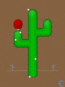 Cactus Makes Perfect by eriklectric