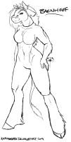 Baen's Physique by baenling