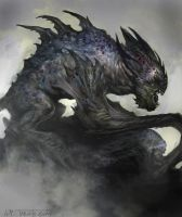 creature demo 2 by TARGETE