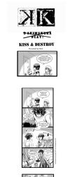 K melt doujin peview 02 by darkn2ght