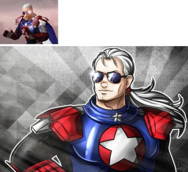 Patriot /commission/ by tiigroid