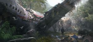 Jungle Crash by Dlestudio