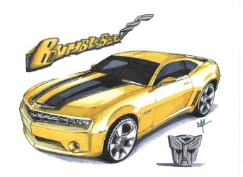 BumbleBee by MartinS819