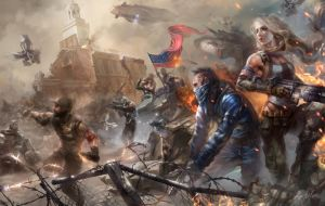 Homefront: The Revolution by mad-jill