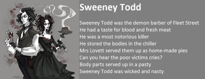 Sweeney Todd by demonrobber