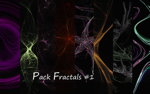 1 Pack Fractal Render by sakaDesign