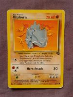 Rhyhorn by PokemonTCG