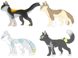 Point Adopts (closed) by jenny96ist-adopts