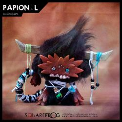 Papionai-L 02 by SquareFrogDesigns