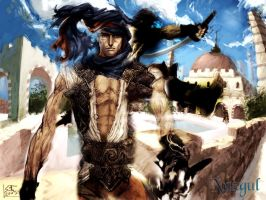 Prince of Persia Prodigy 5 by Nazgul1