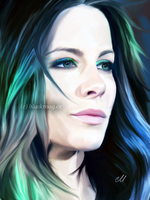 kate beckinsale by perlaque