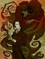 Jekyll and Hyde by AbigailLarson