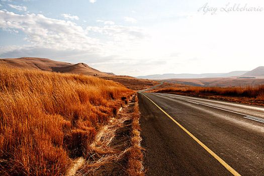 Long Road by Ajay-L