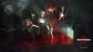 REMOTHERED: Tormented Fathers - Official Promo Art by Chris-Darril