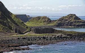 The Giants Causeway by UdoChristmann