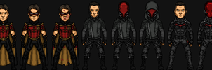 Red Hood (Earth-1) by josediogo3333