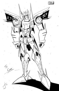 Prowl Commission Inks by dcjosh