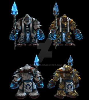 Heroes of Newerth Thunderbringer HD by CJXander