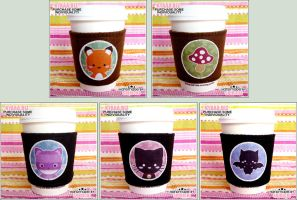 kyaaa.biz Eco-friendlyCupcover by shiricki