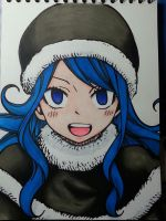 Juvia Lockser by CrystalMelody-FT