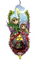 The Wind Waker by jimbo1616