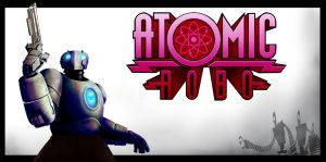 Atomic Robo 2 by JBVendamme