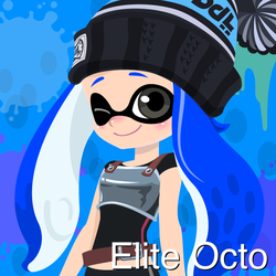 Elite Octo by Elite-Octoling