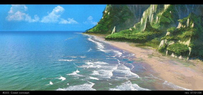 Coast concept by agnidevi