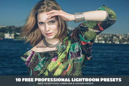 10 Free Professional Lightroom Presets by symufa