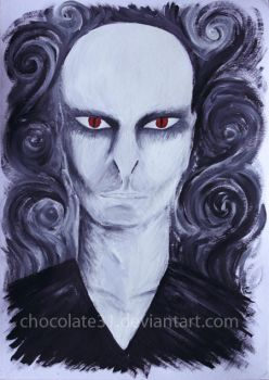 Lord Voldemort by chocolate31