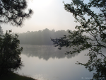 Lake of the Morning Mist by YamiCrystalline