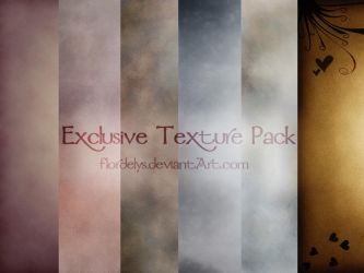Exclusive Textures Pack by flordelys-stock
