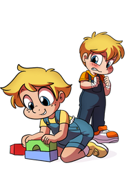Ken, Daycare Stinks - By Tato by The-Crusader-Network