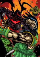 Hellbat - REcolored by nic011