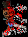 We Plays Doctor? by scart