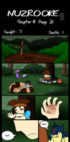 NuzRooke Silver - Chapter 4 - Page 21 by DragonwolfRooke