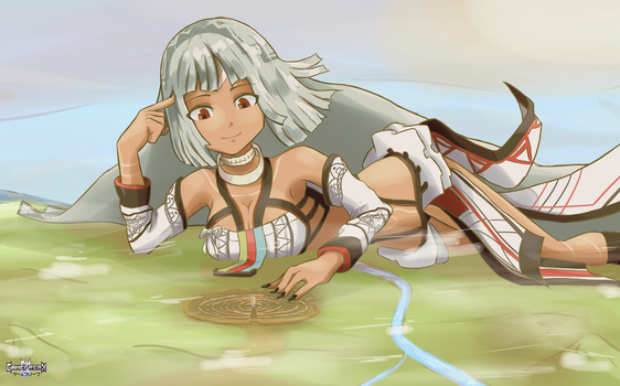 [Special] Fate- Altera by GamefreakDX